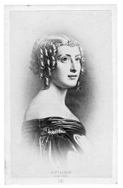 Lady Jane Ellenborough (1807 – 1881)
