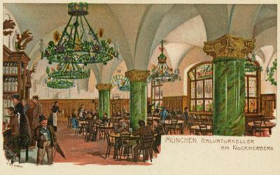 Gaststätte Salvatorkeller