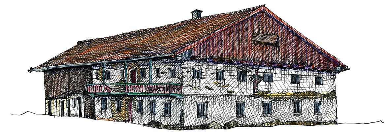 Bauernhausmuseum Amerang des Bezirks Oberbayern, Hopfgarten 2, 83123 Amerang